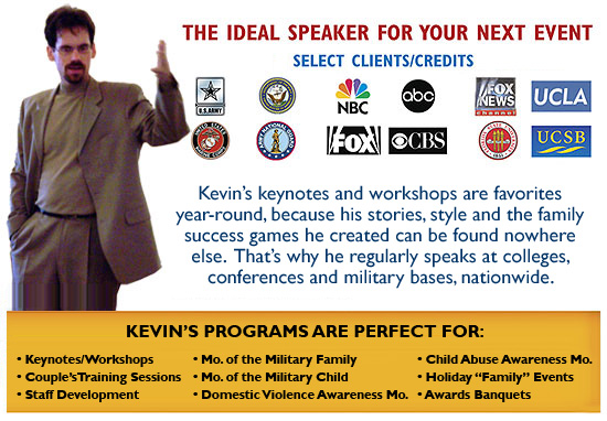 Kevin McMahon - The Ideal Speaker for Your Next Event